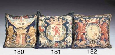 A DUTCH MAGISTRATE'S TAPESTRY