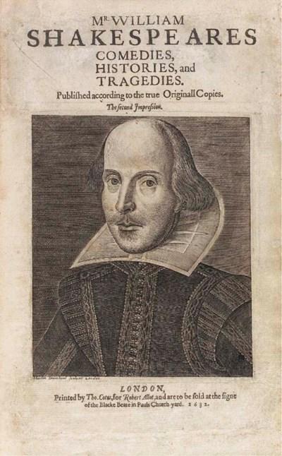 SHAKESPEARE, William (1554-161