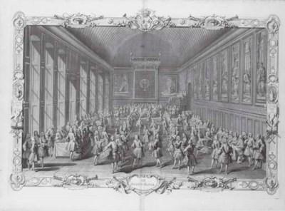 LOUIS XV (1710-1774). Le Sacré