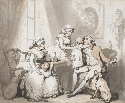 Thomas Rowlandson (1775-1827)