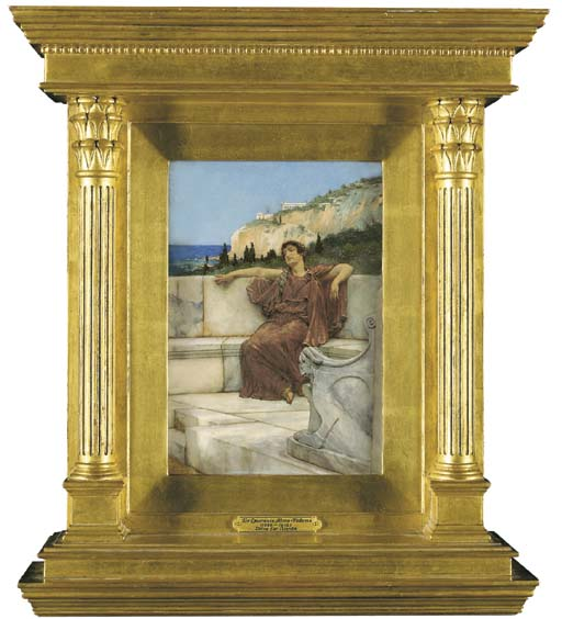 Sir Lawrence Alma-Tadema, R.A.