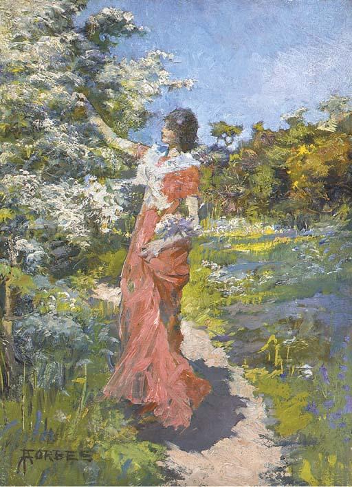 Elizabeth Adela Stanhope Forbe