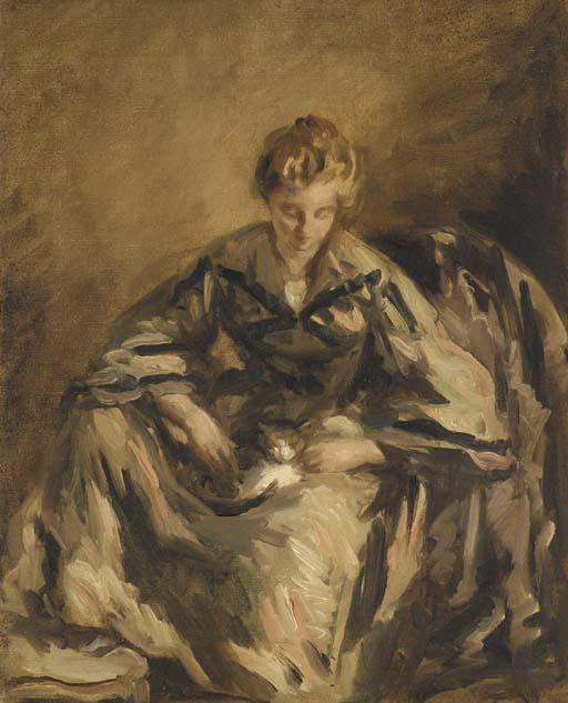 Philip Wilson Steer, O.M. (186
