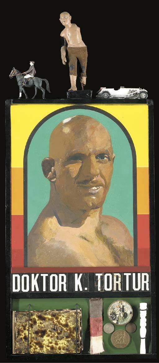 Peter Blake, R.A. (b. 1932)