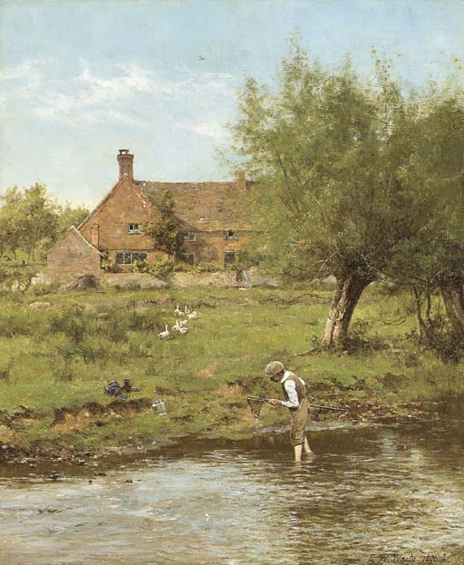 Edward Wilkins Waite (1854-192