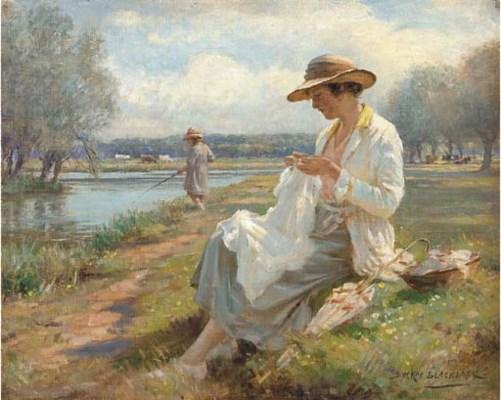 William Kay Blacklock (FL. 189