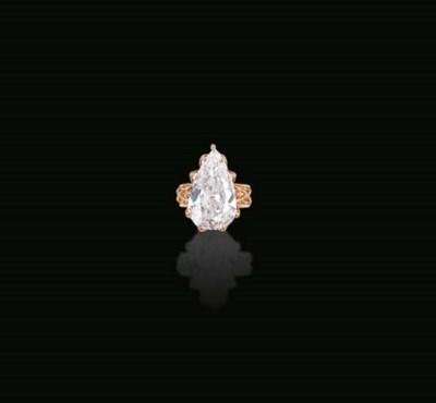 AN IMPORTANT DIAMOND SINGLE-ST