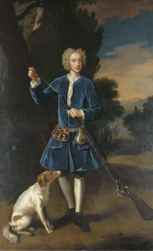Enoch Seeman (c.1694-1745)