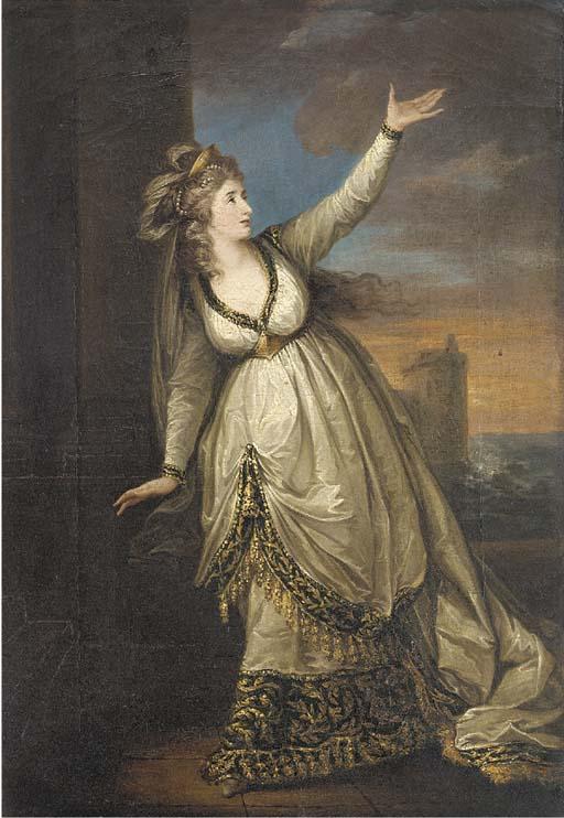 William Hamilton, R.A. (1750/5