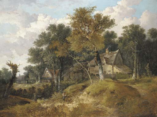 John Berney Ladbrooke (1813-79