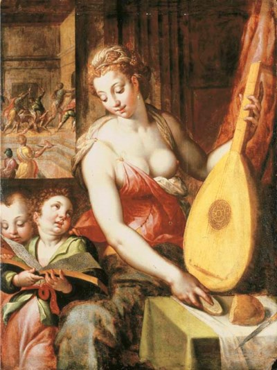 Attributed to Jacob de Backer