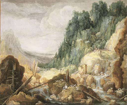 Tobias Verhaecht (Antwerp 1561