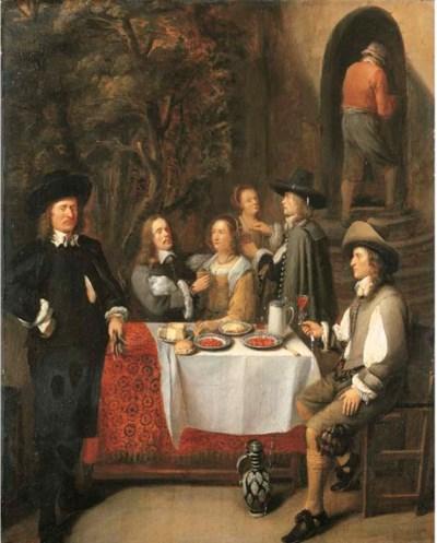 Gillis van Tilborch (Antwerp 1