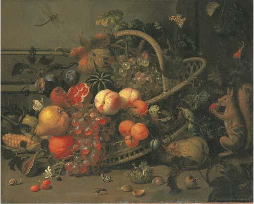 Jan Mortel (Leiden c. 1650-1719)