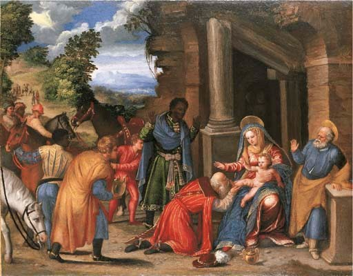 Battista Dossi (c. 1475-1548 F