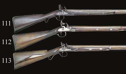 A 16-BORE FLINTLOCK SPORTING G