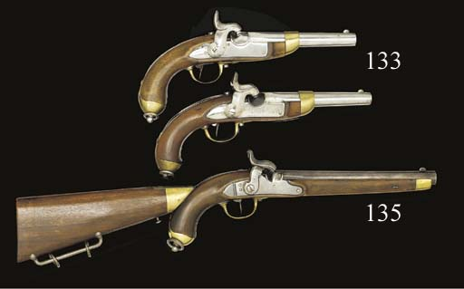 TWO 13-BORE SWISS PERCUSSION S