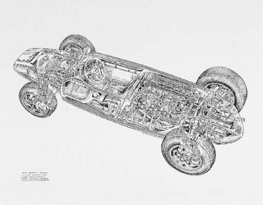 Cooper-Climax FPA Formula 1 19