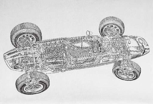 Cooper-Climax V-8 Formula 1 19