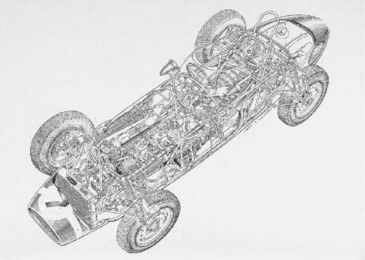Ferguson F1 4-WD Grand Prix 2.