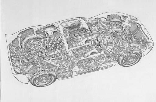 Ford GT40 Mk1 Le Mans 1964; si