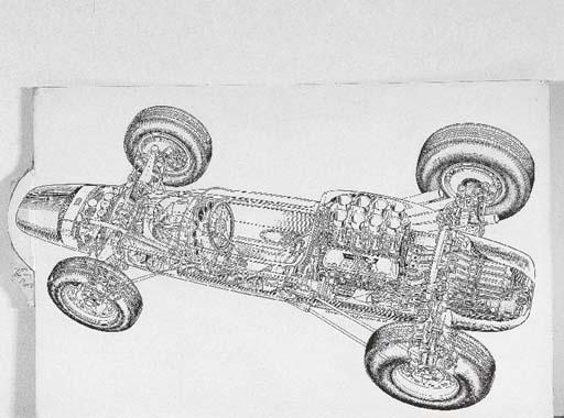 Lotus 33 Climax V-8 Formula 1