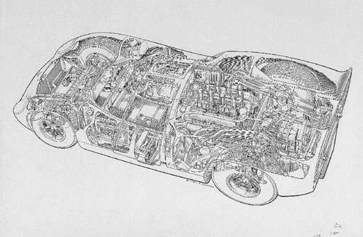 Lola GT T70 Chevrolet 1966 Spy