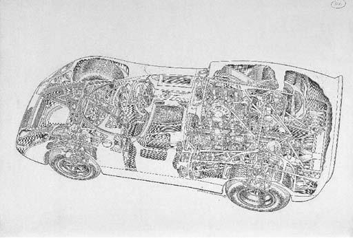 Rover-BRM Gas-turbine sports-r