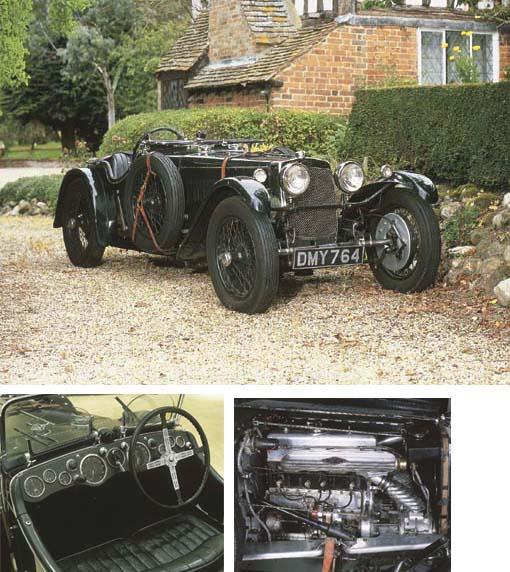 1936 FRAZER NASH SHELSLEY TT R
