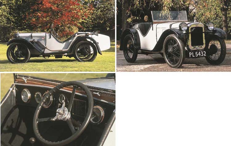 1931 AUSTIN SEVEN ULSTER TWO S
