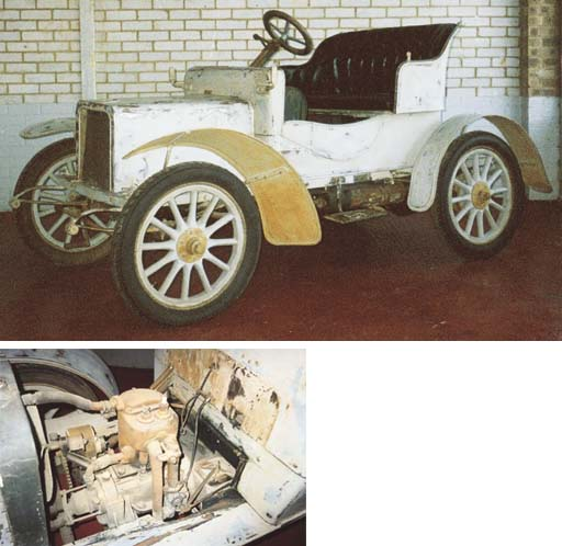 1907 ROVER 6hp TWO SEATER