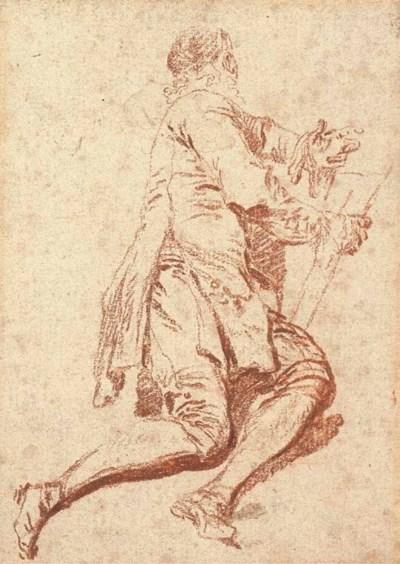 Attributed to Antoine Watteau