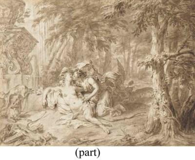 Godfried Maes (Antwerp 1649-17