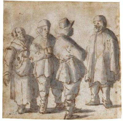 Barent Avercamp (Kampen 1612/1