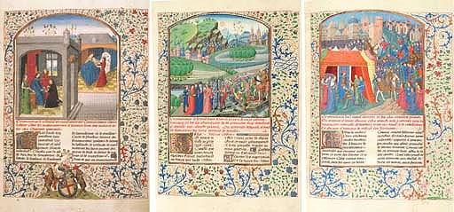 JAN DU QUESNE (fl.1466-79). Co