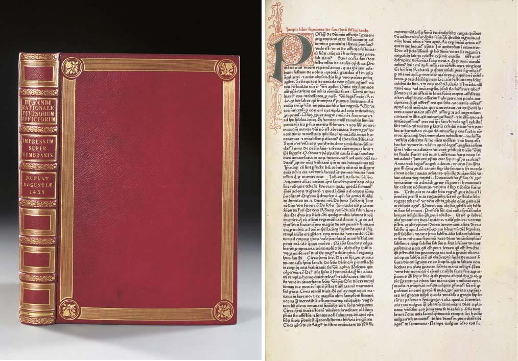 DURANDUS, Guillelmus (1237-96,