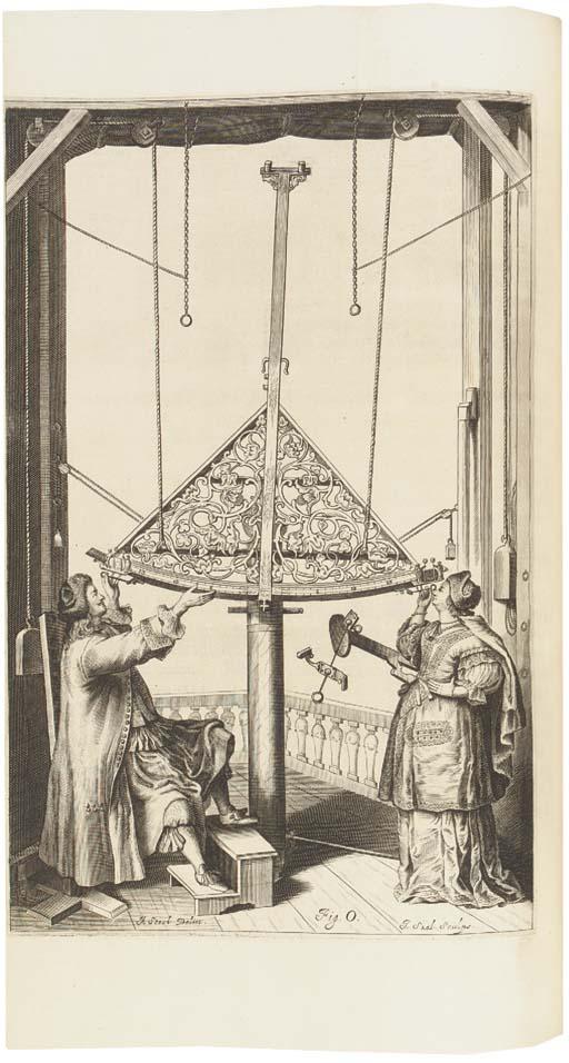 HEVELIUS, Joannes (1611-1687).