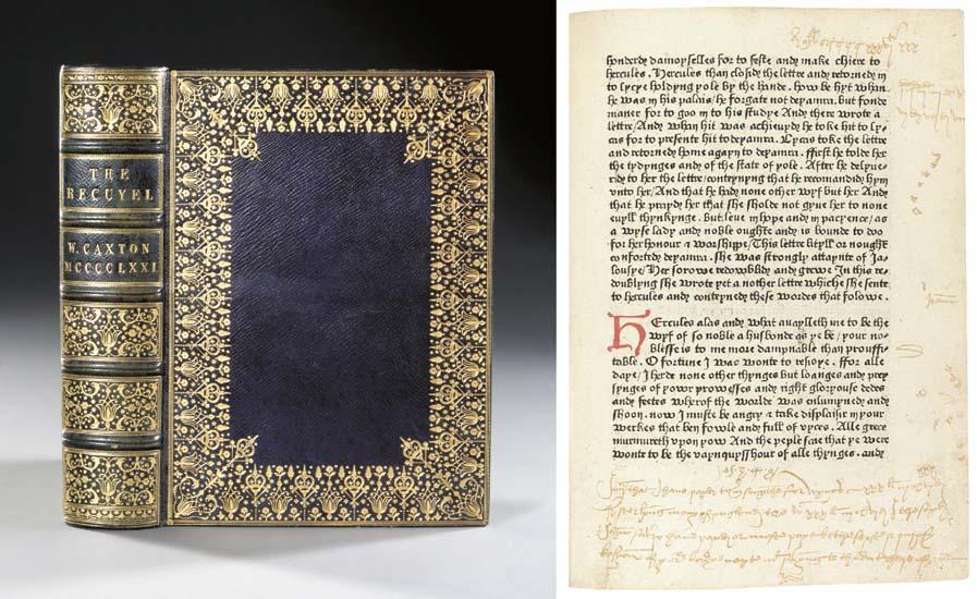 LE FEVRE, Raoul (fl. 1464). Re