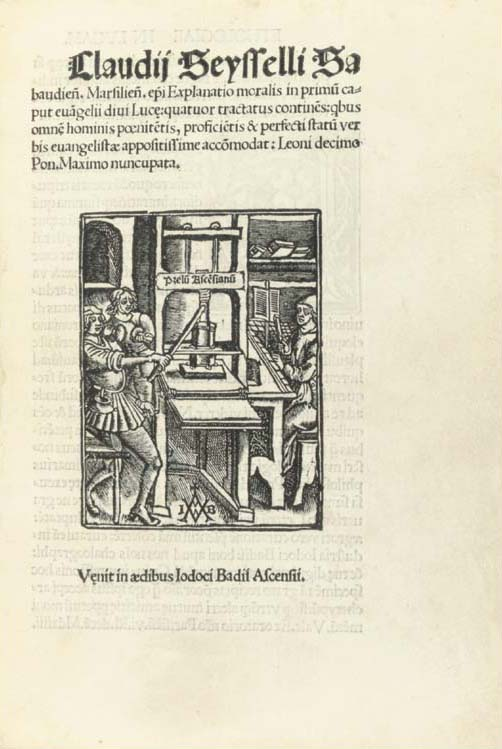 SEYSSEL, Claude de (1450-1520)