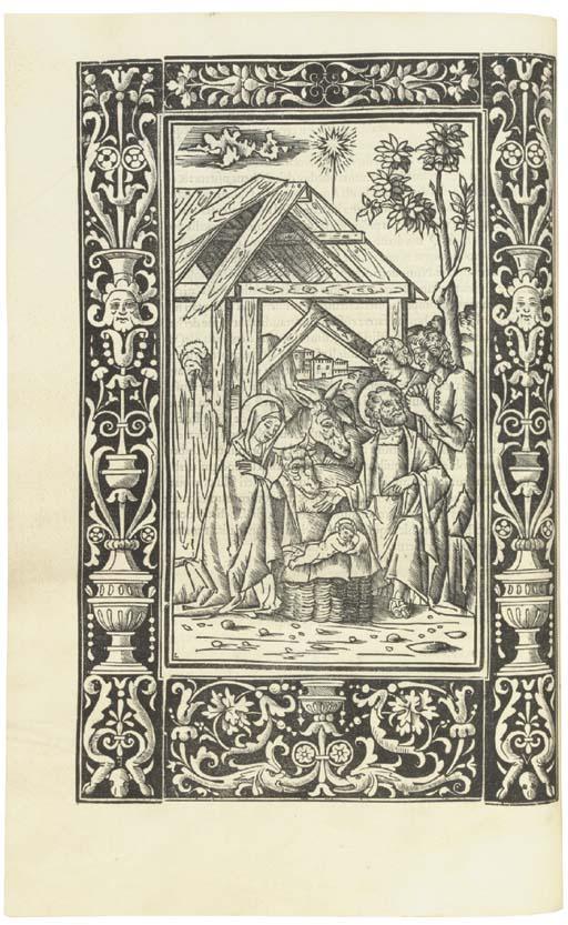 VIGERIUS, Marcus (1446-1516).