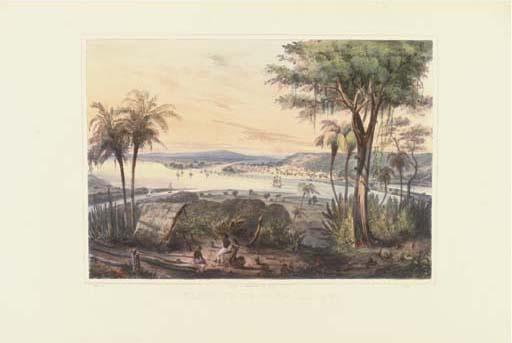 NEBEL, Carl. Voyage Pittoresqu