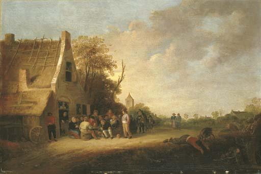 Pieter de Bloot (1601/1602-165