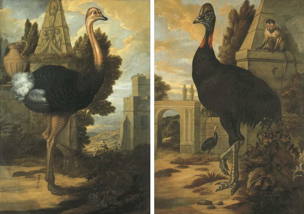 Francis Barlow (1626-1704)