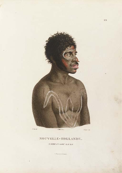 FRANÇOIS AUGUSTE PÉRON (1775-1