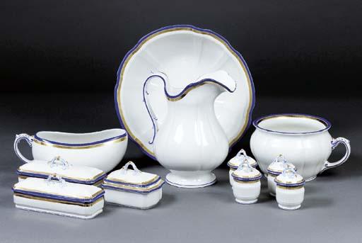 A Berlin (K.P.M.) porcelain bl