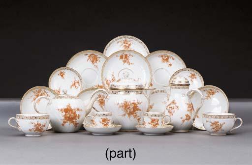 A Berlin (K.P.M.) porcelain co