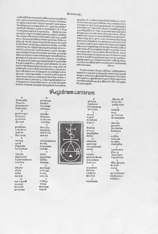 ZABARELLIS, Franciscus de (136