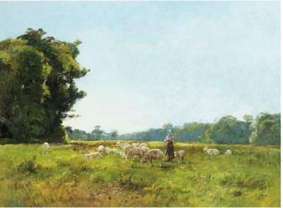Georges Henri Fauvel (fl.1881-