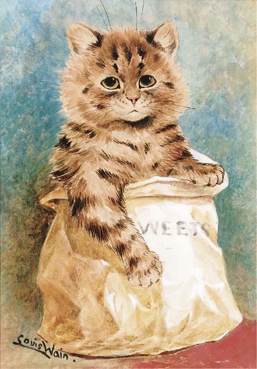 Louis Wain (1860-1939)
