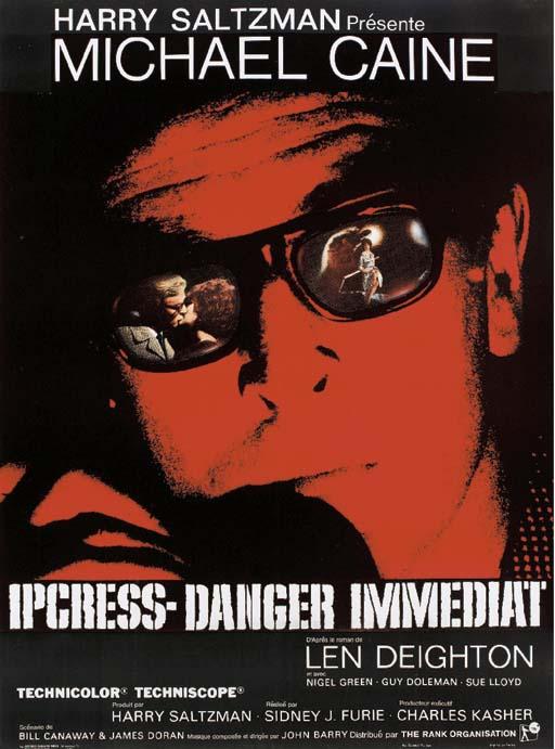 The Ipcress File/Ipcress - Dan